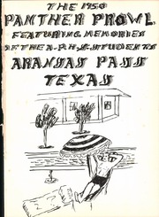 Page 7, 1950 Edition, Aransas Pass High School - Panther Prowl Yearbook (Aransas Pass, TX) online yearbook collection