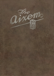 Page 1, 1921 Edition, Mexia High School - Black Cat Yearbook (Mexia, TX) online yearbook collection