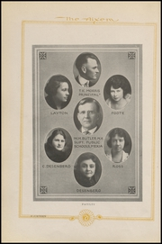Page 16, 1921 Edition, Mexia High School - Black Cat Yearbook (Mexia, TX) online yearbook collection