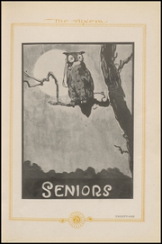 Page 23, 1921 Edition, Mexia High School - Black Cat Yearbook (Mexia, TX) online yearbook collection
