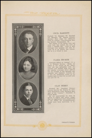 Page 25, 1921 Edition, Mexia High School - Black Cat Yearbook (Mexia, TX) online yearbook collection