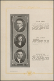 Page 26, 1921 Edition, Mexia High School - Black Cat Yearbook (Mexia, TX) online yearbook collection