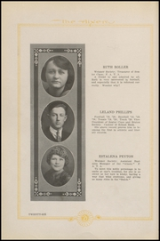 Page 28, 1921 Edition, Mexia High School - Black Cat Yearbook (Mexia, TX) online yearbook collection
