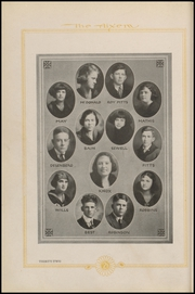 Page 34, 1921 Edition, Mexia High School - Black Cat Yearbook (Mexia, TX) online yearbook collection