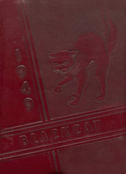 1949 Edition, Mexia High School - Black Cat Yearbook (Mexia, TX)