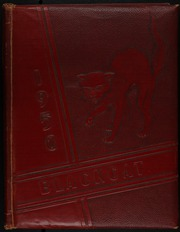 1950 Edition, Mexia High School - Black Cat Yearbook (Mexia, TX)