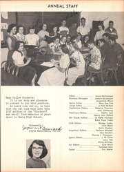 Page 11, 1952 Edition, Mexia High School - Black Cat Yearbook (Mexia, TX) online yearbook collection