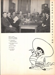 Page 13, 1952 Edition, Mexia High School - Black Cat Yearbook (Mexia, TX) online yearbook collection