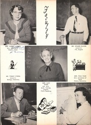 Page 17, 1952 Edition, Mexia High School - Black Cat Yearbook (Mexia, TX) online yearbook collection