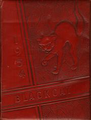1954 Edition, Mexia High School - Black Cat Yearbook (Mexia, TX)