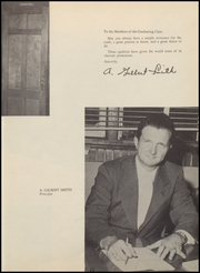 Page 11, 1955 Edition, Mexia High School - Black Cat Yearbook (Mexia, TX) online yearbook collection
