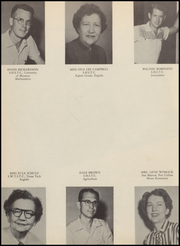 Page 14, 1955 Edition, Mexia High School - Black Cat Yearbook (Mexia, TX) online yearbook collection