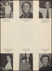 Page 15, 1955 Edition, Mexia High School - Black Cat Yearbook (Mexia, TX) online yearbook collection