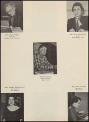 Page 16, 1955 Edition, Mexia High School - Black Cat Yearbook (Mexia, TX) online yearbook collection
