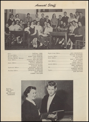 Page 6, 1955 Edition, Mexia High School - Black Cat Yearbook (Mexia, TX) online yearbook collection