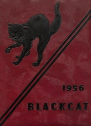 1956 Edition, Mexia High School - Black Cat Yearbook (Mexia, TX)