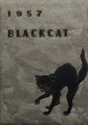 1957 Edition, Mexia High School - Black Cat Yearbook (Mexia, TX)