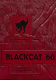 1960 Edition, Mexia High School - Black Cat Yearbook (Mexia, TX)