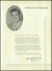 Page 13, 1953 Edition, Kaufman High School - Lion Yearbook (Kaufman, TX) online yearbook collection
