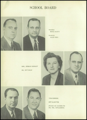 Page 14, 1953 Edition, Kaufman High School - Lion Yearbook (Kaufman, TX) online yearbook collection