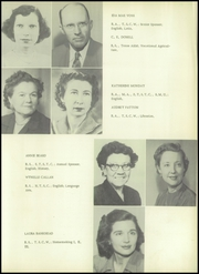 Page 17, 1953 Edition, Kaufman High School - Lion Yearbook (Kaufman, TX) online yearbook collection