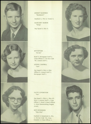 Page 20, 1953 Edition, Kaufman High School - Lion Yearbook (Kaufman, TX) online yearbook collection