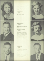 Page 21, 1953 Edition, Kaufman High School - Lion Yearbook (Kaufman, TX) online yearbook collection