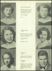 Page 22, 1953 Edition, Kaufman High School - Lion Yearbook (Kaufman, TX) online yearbook collection