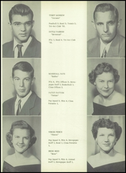 Page 23, 1953 Edition, Kaufman High School - Lion Yearbook (Kaufman, TX) online yearbook collection
