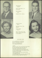 Page 25, 1953 Edition, Kaufman High School - Lion Yearbook (Kaufman, TX) online yearbook collection