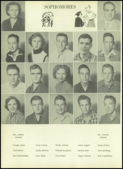 Page 32, 1953 Edition, Kaufman High School - Lion Yearbook (Kaufman, TX) online yearbook collection