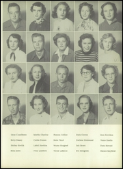 Page 33, 1953 Edition, Kaufman High School - Lion Yearbook (Kaufman, TX) online yearbook collection
