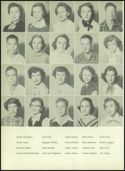 Page 34, 1953 Edition, Kaufman High School - Lion Yearbook (Kaufman, TX) online yearbook collection