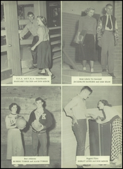 Kaufman High School - Lion Yearbook (Kaufman, TX) online yearbook collection, 1953 Edition, Page 57