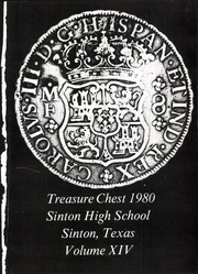 Page 7, 1980 Edition, Sinton High School - Treasure Chest Yearbook (Sinton, TX) online yearbook collection
