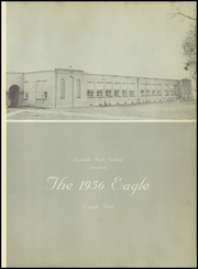 Page 5, 1956 Edition, Lindale High School - Eagle Yearbook (Lindale, TX) online yearbook collection