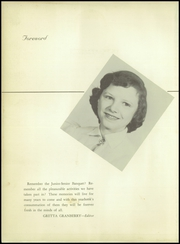 Page 6, 1956 Edition, Lindale High School - Eagle Yearbook (Lindale, TX) online yearbook collection