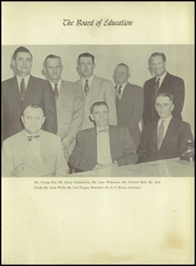 Page 11, 1957 Edition, Lindale High School - Eagle Yearbook (Lindale, TX) online yearbook collection