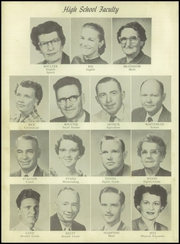 Page 12, 1957 Edition, Lindale High School - Eagle Yearbook (Lindale, TX) online yearbook collection