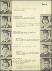 Page 15, 1957 Edition, Lindale High School - Eagle Yearbook (Lindale, TX) online yearbook collection