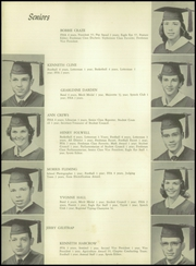 Page 16, 1957 Edition, Lindale High School - Eagle Yearbook (Lindale, TX) online yearbook collection