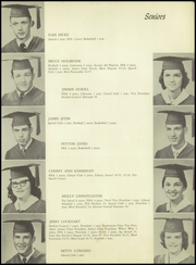 Page 17, 1957 Edition, Lindale High School - Eagle Yearbook (Lindale, TX) online yearbook collection