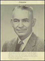 Page 7, 1957 Edition, Lindale High School - Eagle Yearbook (Lindale, TX) online yearbook collection