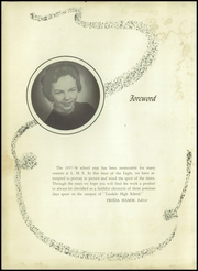 Page 6, 1958 Edition, Lindale High School - Eagle Yearbook (Lindale, TX) online yearbook collection