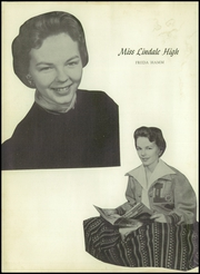 Page 8, 1958 Edition, Lindale High School - Eagle Yearbook (Lindale, TX) online yearbook collection