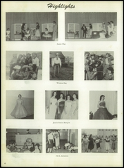 Page 8, 1959 Edition, Lindale High School - Eagle Yearbook (Lindale, TX) online yearbook collection