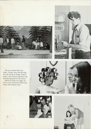 Page 10, 1974 Edition, Lindale High School - Eagle Yearbook (Lindale, TX) online yearbook collection