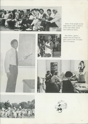 Page 13, 1974 Edition, Lindale High School - Eagle Yearbook (Lindale, TX) online yearbook collection