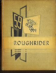 Page 1, 1959 Edition, Center High School - Roughrider Yearbook (Center, TX) online yearbook collection