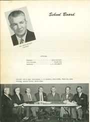 Page 12, 1959 Edition, Center High School - Roughrider Yearbook (Center, TX) online yearbook collection
